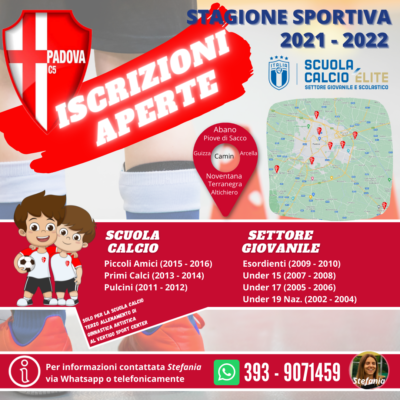 Stagione 2021-2022